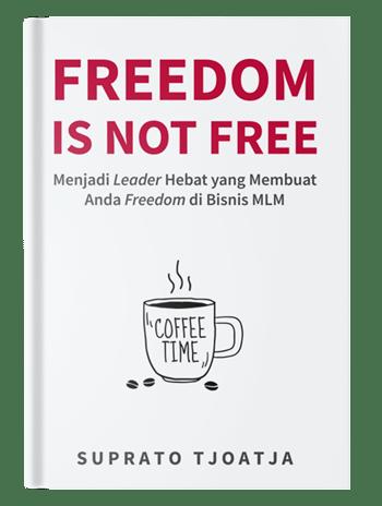 buku Freedom Is Not Free