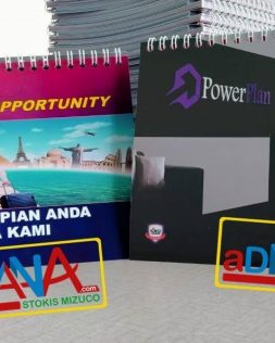 Flip Chart Bisnis Powerplan-Mizuco