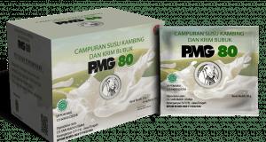 PMG 80 Susu kambing etawa
