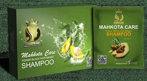 shampoo mahkota care